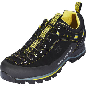 Garmont Dragontail MNT Low Cut Shoes Men black/dark yellow